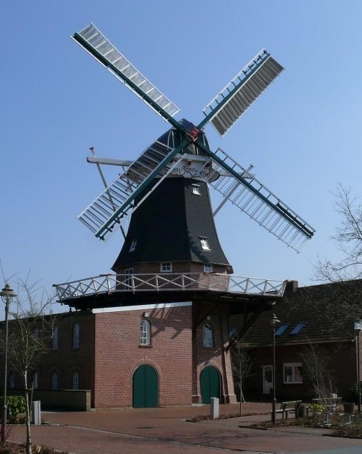 Mühle Idafehn